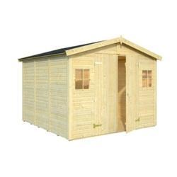 Casetas de madera