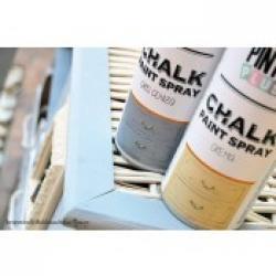 Chalk paint spray