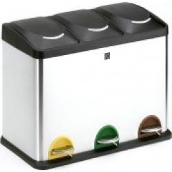 Cubos de reciclaje doméstico