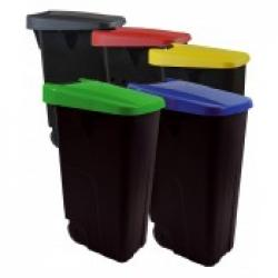Contenedores reciclaje industrial