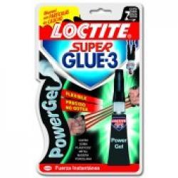 Adhesivos instantáneos - Super Glue