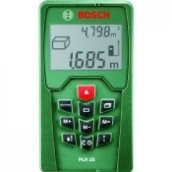 Medidores láser y detectores Bosch