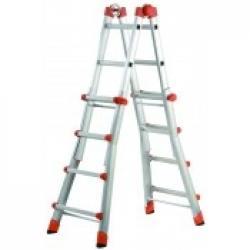 Escaleras de aluminio y andamios