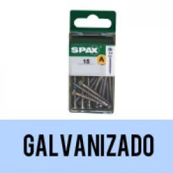 Tornillo Spax Galvanizado