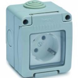 Interruptores y mecanismos Famatel