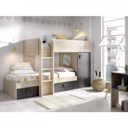 Mueble Infantil y Juvenil Dekit