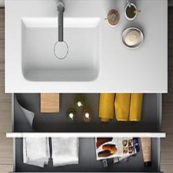 Organización y almacenaje baño Emuca