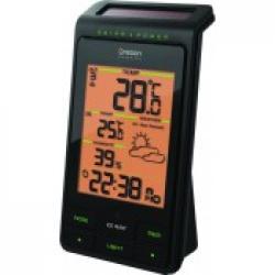 Termómetros y estaciones meteorológicas