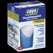 Ceys absorbe humedad