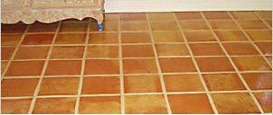 Limpiadores para suelo terracota