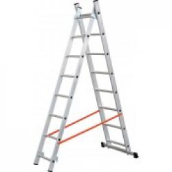 Escaleras telesc picas de aluminio ferreter a online for Escaleras profesionales