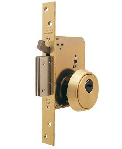 Cerraduras de seguridad tesa ferreter a online - Cerradura seguridad puerta ...