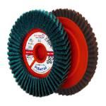 Bandas abrasivas y ruedas con vastago