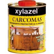 Protección de madera contra insectos