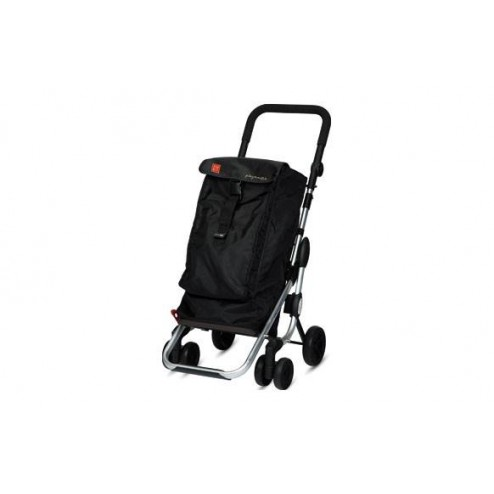 Carro de la compra Playmarket Go Up negro Classic desmontable