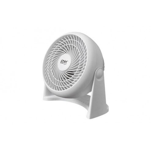 Ventilador Box Fan mini EDM Ø20cm 2en1