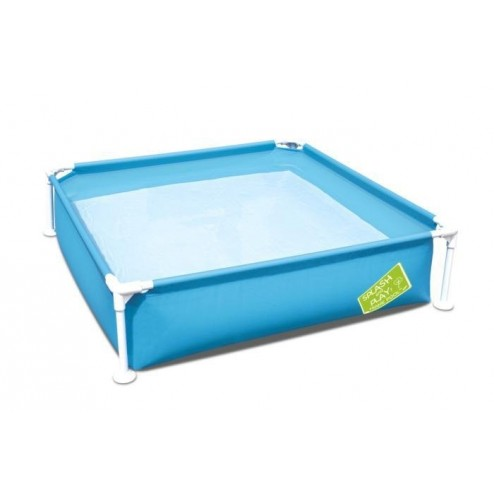 Piscina desmontable tubular Infantil Bestway My First Frame Pool 122x122x30.5cm
