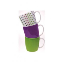 Mug de porcelana Ambit multitopos N