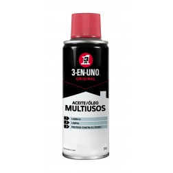 Aceite multiusos 3-En-Uno spray 200ml