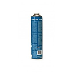 Cartucho de Gas 600 Ml Super Ego Multigas 300