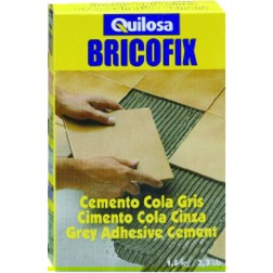 Yeso Bricofix Quilosa 1,5 Kg.