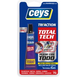 Adhesivo Ceys tri'action 20ml.
