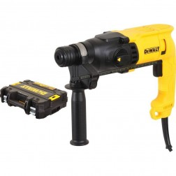 Martillo Electrico Combinado Sds Plus 22 Mm Maletin 2,0J-710W D25033K-Qs Dewalt