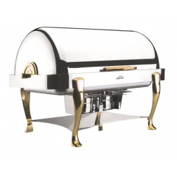 Chafing Dish Roll Top Lacor