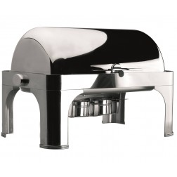 Chafing Dish Roll Top Lacor gn 1/1 pies