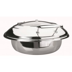 Chafing Dish Luxe Lacor redondo 37cm
