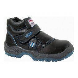 Bota de seguridad S3  Panter Fragua Plus velcro T44
