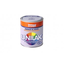 Unilak Satinado Amarillo Real 750 Ml