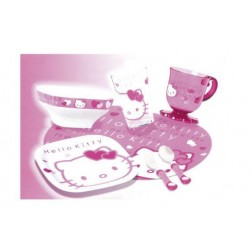 Mantel individual Hello Kitty 29x44cm