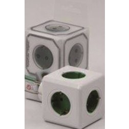 Ladrón Power Cube verde