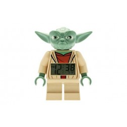 Lego Star Wars despertador Yoda