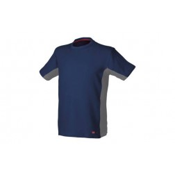 Camiseta Stretch Azul Talla XXL