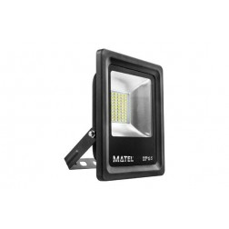 Foco proyector led 30w 6400k 3000lm ip65