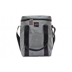 Nevera flexible Valira Stone gris 16l.