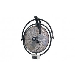 Ventilador industrial Box Plus pared y techo 120W