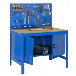 Kit Simonwork bt2 locker 900 azul/madera