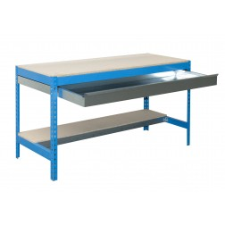 Kit Simonwork bt0 box 1500 azul/madera