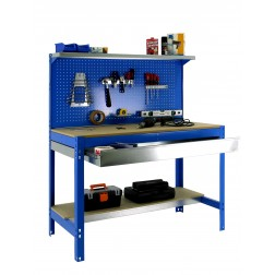 Kit Simonwork bt3 box 900 azul/madera