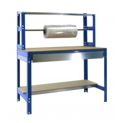 Kit Simonwork bt4 box 1200 azul/madera