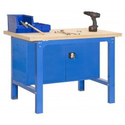 Kit Simonwork bt6 plywood locker 1200 azul/madera