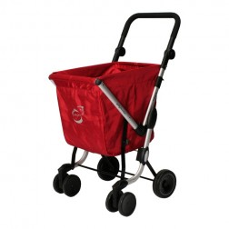 Carro de la compra Playmarket We Go Rojo Charme