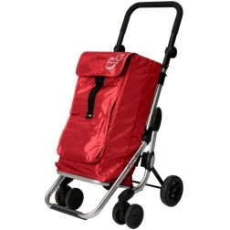 Carro de la compra Playmarket Go Up rojo Charme