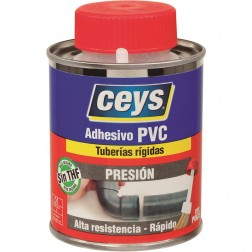 Adhesivo PVC Tixo gel 250ml. pincel