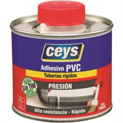 Adhesivo PVC Tixo gel 500ml. pincel