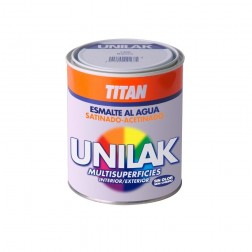 Unilak Satinado 750 Ml Blanco Piedra