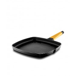 Grill Castey Yellow Line 27cm